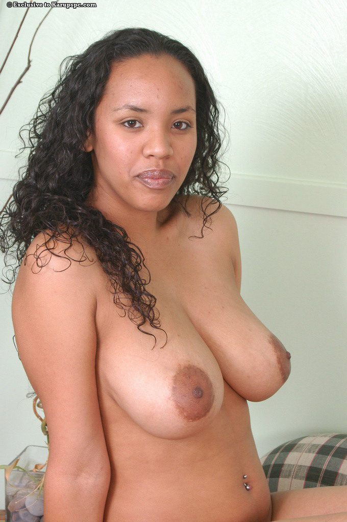 Have hit black bare boobs know, how