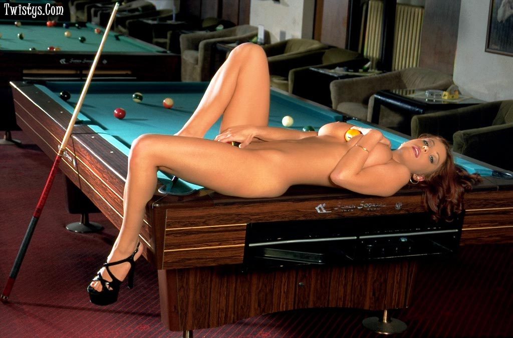 from Armando nude woman on pool table video